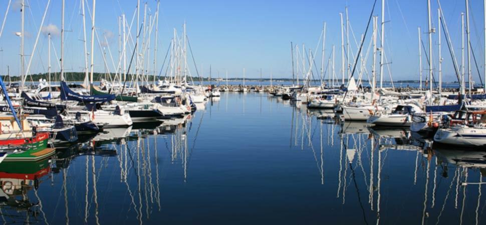 Gouvia Marine Corfu facilities and engineers.